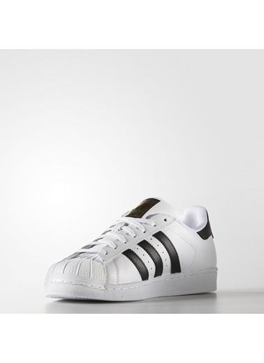 adidas adidas C77124 Superstar Erkek Lifestyle Ayakkabı Beyaz